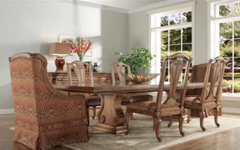 With Accents And Handcrafted Even Adjustable Weathered Wooden Pieces Bring Everyone Together Again A Dining Table That Will Serve You Best